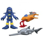 Imaginext Deep Sea Diver by Imaginext