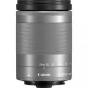Canon EF-M 18-150mm F3.5-6.3 IS STM, Argintiu