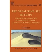 The Great Sand Sea in Egypt by H. Besler