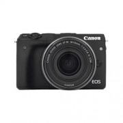 Canon EOS M3 + ob. 18-55 IS STM + plecak Manfrotto za 1 zł + voucher 200 zł do sklepów 4F Dostawa GRATIS!
