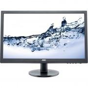 Monitor LED AOC e2460Sh 24 inch 1ms Black