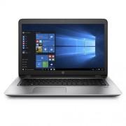 HP ProBook 470 G4, i5-7200U, 17.3 FHD, GF930MX/2G, 8GB, 128GB+1TB, DVDRW, FpR, ac, BT, W10