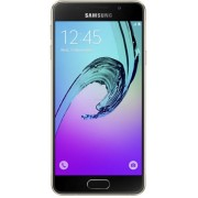 "Telefon Mobil Samsung Galaxy A5 (2016), Procesor Octa-Core 1.2GHz / 1.5GHz, Super AMOLED Capacitive touchscreen 5.2"", 2GB RAM, 16GB Flash, 13MP, 4G, Wi-Fi, Android (Auriu)"