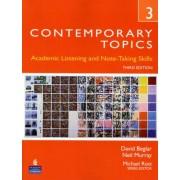 Contemporary Topics 3 by David Beglar