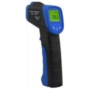 HOLDPEAK 981D Infravörös hőmérsékletmérő külső mérőszonda -50C+550C +-2% C és F kijelzés.