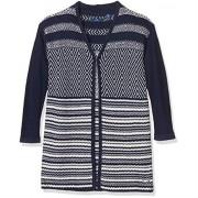 Tom Tailor Kids long jaquard cardigan, chaqueta punto Niños, Azul (cosmos blue), 164