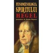 Hegel Fenomenologia spiritului - prezentare de Dragos Popescu
