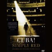 Simply Red - Cuba (0825646277926) (1 DVD)