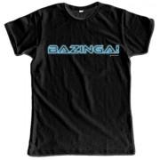Video Delta - The Big Bang Theory: Bazinga T-Shirt, Uomo, in Taglia XL