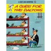 Lucky Luke: Cure for the Daltons v. 23 by Goscinny