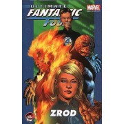 Ultimate Fantastic Four 1 - Zrod()
