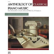 Anthology of Classical Piano Music by Maurice Hinson