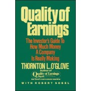 Quality of Earnings by Thornton L. O'glove