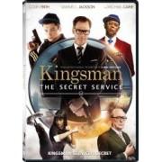 Kingsman The Secret Service DVD 2014