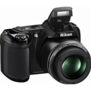 Aparat Foto Digital Nikon COOLPIX L340 Black