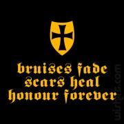 T-shirt Bruises Fade