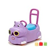 Little Tikes 640148 Scoot Around Hippo Ride-on Toy