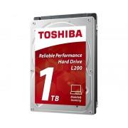 """TOSHIBA 1TB 2.5"""" SATA III 8MB 5.400rpm HDWJ110UZSVA L200 series"""