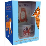 Tiger Who Came to Tea Book and Cup Gift Set by Judith Kerr