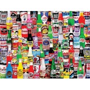 White Mountain Puzzles Soda Pop Jigsaw Puzzle (1000 Piece) By White Mountain Puzzles