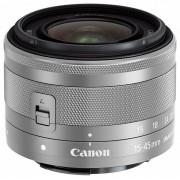 Canon EF-M 15-45mm f/3.5-6.3 IS STM (argint)