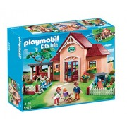 Playmobil Veterinaria - Playset clínica (5529)