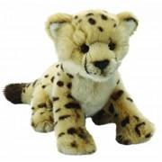 Cheetah cub plush soft toy. 25cm