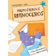 Preposterous Rhinoceros by Tracy Gunaratnam