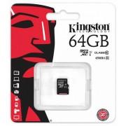 Kingston microSDXC 64GB (Class 10) (SDC10G2/64GBSP)