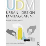 Urban Design Management by Antti Ahlava