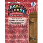 Movie Songs by Special Arrangement (Jazz-Style Arrangements with a Variation) by Carl Strommen