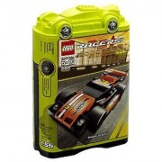 Lego Tiny Turbo 8304 Smokin Slickster