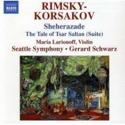 N. Rimsky-Korsakov - Sheherazade (0747313269372) (1 CD)