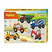 Hama Large Contruction Vehicles Gift Box