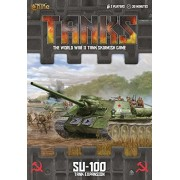 Tanks: Soviet SU-100 Tank Expansion Board Game