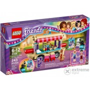 LEGO® Friends Furgoneta de hot dog din parcul de distractii 41129