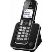 Telefon DECT Panasonic KX-TGD310FXB Negru