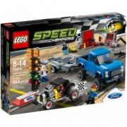 LEGO® Speed Champions Ford F-150 Raptor și Ford Model A Hot Rod 75875