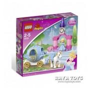 Lego Duplo Дисни принцеси Каляската на Пепеляшка