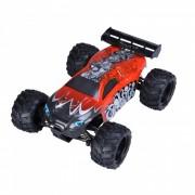 HelicMAX G18-1 1:18 45KMH 4WD De alta velocidad RC Racing Car - Rojo + Negro
