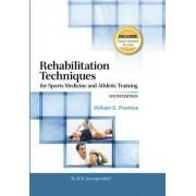 Rehabilitation Techniques for Sports Medicine and Athletic Training by William E. Prentice