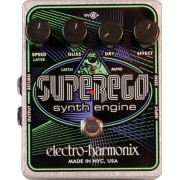 Electroharmonix SUPEREGO Effects Pedal