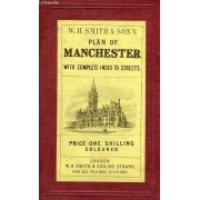 W. H. Smith & Son's Plan Of Manchester, With Complete Index To Streets