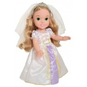 "my first Disney Princess Disney Princess Wedding Doll ""Rapunzel of the top of the tower (Dai: tangled)"" Rapunzel Wedding Dress [parallel import goods] Not Available in Japan (japan import)"