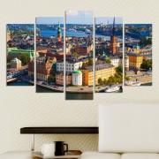 Декоративни панели за стена с красив изглед от Стокхолм Vivid Home