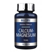 Calcium-Magnesium 100 tablete