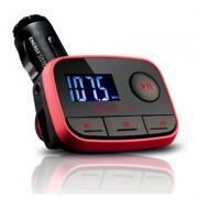 Energy Sistem MP3 Car f2 Racing Red