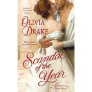 Scandal of the Year by Olivia Drake