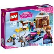 LEGO DISNEY HERCEGNŐK Anna és Kristoff szánkós kalandja 41066
