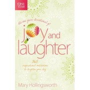 The One Year Devotional of Joy and Laughter by Professor Mary Hollingsworth